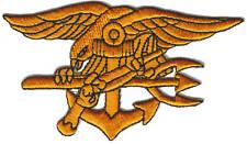 Navy Seal Trident Patch Seal Team 6 ST6 Patch DEVGRU Hat Jacket Biker Vest