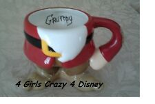 Disneyland Coffee, Tea, or Soup Mug. Grumpy body shape mug