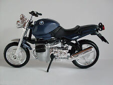 BMW R1100R Blue Metallic, BBURAGO MOTORCYCLE MODEL 1:18, New, original packaging