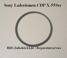 Sony cdp-x559 il laderiemen rubber belt