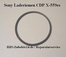 Sony CDP-X559 ES Laderiemen rubber belt