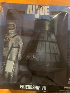 "Hasbro GI Joe 12"" Friendship 7 Mercury Space Capsule Astronaut FAO SCHWARZ 2000"