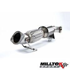 """Milltek SSXFD125 Ford Focus MK3 ST250 Hatch 3"""" Exhaust Downpipe & Sports Cat"""