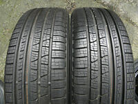 2x 235 65 19 Pirelli Scorpion Verde Tyres 2356519 All Season Full New Tread