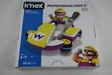 Nintendo K'Nex Mario Kart - Wario Building Set Hover Craft - 43 Pieces #38230
