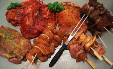 Grillpaket delikat: Steaks, Spiesse, Taschen 5,7 kg