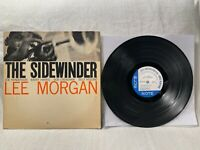1964 Lee Morgan The Sidewinder LP Vinyl Blue Note Records Mono BLP 4157 VG/VG