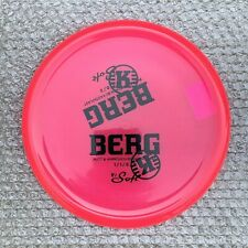 New Rare Kastaplast K1 Soft Berg Double Stamp Xout Hot Pink 171G