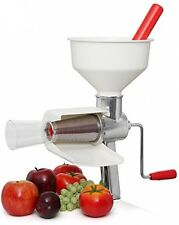 Stainless Food Strainer Mill New Victorio Homemade Applesauce Maker Juice Baby
