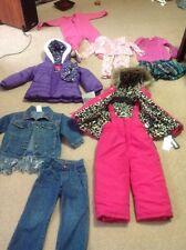 Girls 7 Piece Clothing,winter Coat Lot Sz.3T London Fog,Steve Madden
