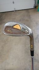Cleveland cg14 tour issue 58 degree wedge