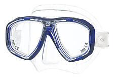 Tusa Freedom Ceos Mask Scuba Diving, FreeDiving, Snorkeling Cobalt BL M-212-CBL