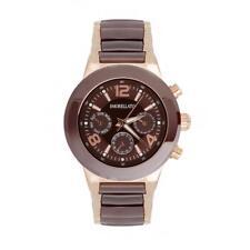 Reloj Mujer MORELLATO FIRENZE R0153103514 Multifunción Rose Cerámica Brown