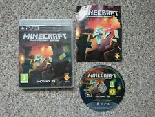 Sony PS3 Playstation 3 Game - Minecraft