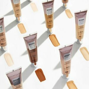 ❤️Maybelline Dream Urban Cover Flawless Coverage Foundation SPF 50❤️