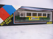 Solido 4401 1:50 Bus Renault TN 6 C BANANIA vert/blanc top avec neuf dans sa boîte