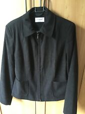 Primark ladies black jacket - size 12