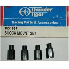 RICAMBIO THUNDER TIGER PD1637 SHOCK MOUNT SET SUPPORTO AMMORTIZZATORI SSK