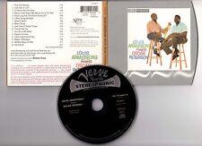 LOUIS ARMSTRONG meets OSCAR PETERSON (CD Digipack) 1997