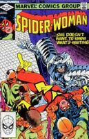 Spider-Woman Vol. 1 Issue #43 (1978-1983) Marvel Comics