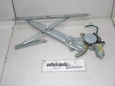 SUBARU JUSTY 1.3 B 5M 4WD 68KW (2008) RICAMBIO SISTEMA ALZACRISTALLI ANTERIORE S