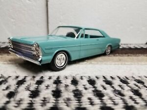 1966 Ford Galaxie 500 2dr. Hardtop 1/25 scaleDealer promo in VERY good CONDITION