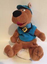 Warner Brothers 1999 Home-Run Scooby-Doo Baseball Bean Bag Plush Beanie