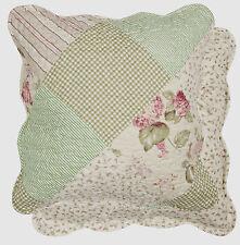 Clayre & Eef Kissenhülle Kissenbezug gequiltet, 50 x 50 cm