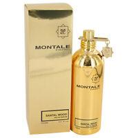 Montale Montale Santal Wood Eau De Parfum Spray (Unisex) 100ml Womens Perfume