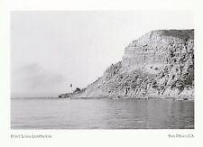 """*California Postcard-""""Point Loma Station"""" /Next to Mountain/"""" *San Diego (A311)"""