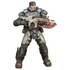 "NECA XBOX GAME CHARACTER GEARS OF WAR 12"" MARCUS FENIX LOOSE ACTION FIGURE"