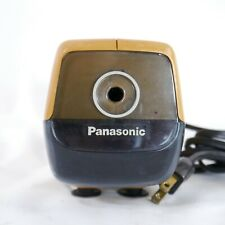 Vintage Panasonic KP-88A Electric Auto-Stop Pencil Sharpener Tested & Working