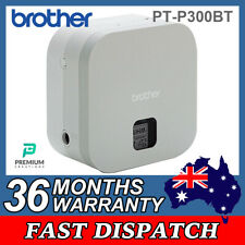 Brother P-Touch Cube PT-P300BT Label Maker