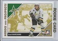 07-08 ITG In The Game Brad Marchand Pre Rookie Card RC #54 Mint