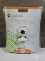 NEW SEALED MICROSOFT XBOX 360 LIVE VISION CAMERA with Headset 1 Month Live Gold!