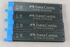 Four 12-Packs Of Faber-Castell Pencil Lead - 0.7mm 2B - Germany - New