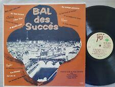 DISCO LP ROGER BOURDIN - BAL DES SUCCES - GUILDE DU JAZZ P.1224 - EX-/VG+