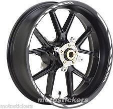 YAMAHA XJ750 - Adhésifs Jantes – Kit roues modèle racing