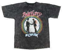 Pink Floyd Wish You Were Here In Concert Acid Wash Mens T-Shirt X-Large