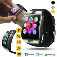 2019 Q18 Kids Smart Watch Anti—Lost Camera TF Card Phone Wrist Watch for Android