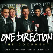 One Direction - The Document  (CD) (2013)