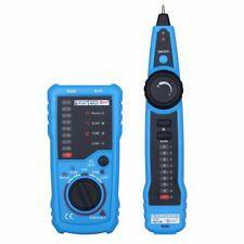 More details for rj45 rj11 ethernet network cable probe tester line finder wire tracker tracer uk