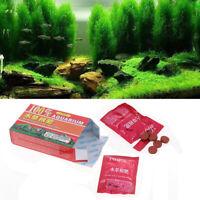 36pcs/Box Water Plant Root Fertilizer Aquarium Fish Tank Aquatic Cylinder.FRfw