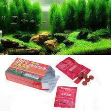 36pcs/Box Water Plant Root Fertilizer Aquarium Fish Tank Aquatic Cylin SL