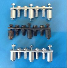 Reproduction WWII German Enigma machine metal stecker holder (set of two)