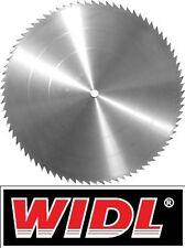 Widl Chromvanadium Kreissägeblatt 600 x 2,8 x 30 mm -NV Spitzzahnausführung 80 Z