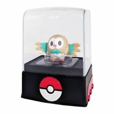 Pokemon Select Collection Rowlet 2 In Figure With Display Case Wicked Cool Toys