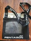 Pentagon Tactical authentic ID holder new