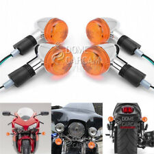 4x Turn Signal Lights Blinker for Suzuki Boulevard C109R C50 C90 S 40 50 83