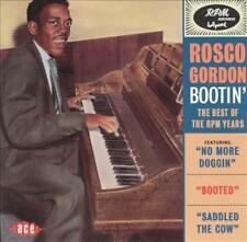 ROSCO GORDON - BOOTIN': THE BEST OF THE RPM YEARS NEW CD